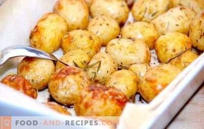 Spezie per patate: riempire un po 'di più! Cuocere, friggere, stufare deliziose patate
