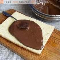 Torta al cioccolato ariosa