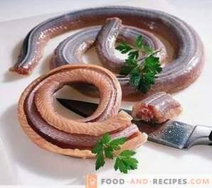 Wie man eine Schlange kocht
