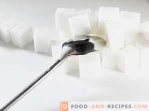 Come conservare lo zucchero