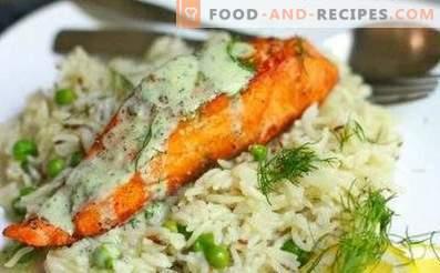 Guarnire per pesce fritto