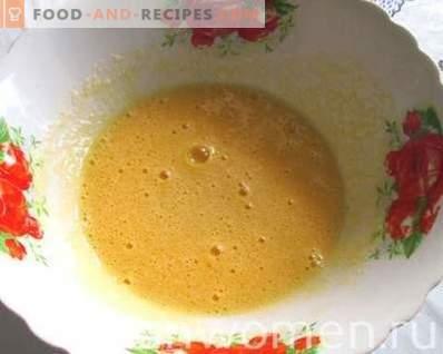 Pancake spessi con lievito