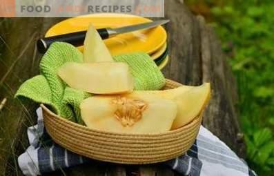 Come conservare il melone