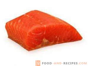 Salmone: beneficio e danno