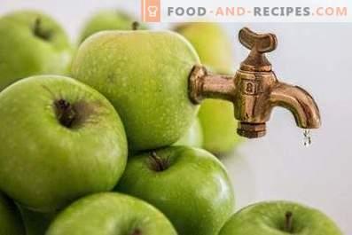 Succo di mela: vantaggio e danno