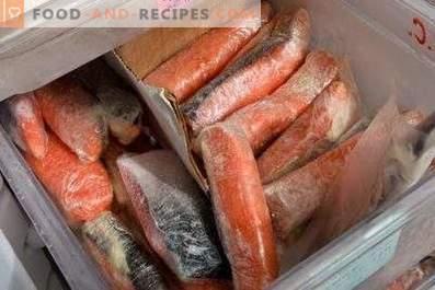 Come conservare pesci rossi salati