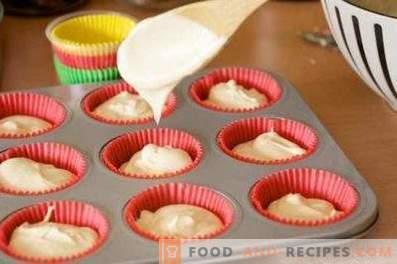 pasta per cupcake