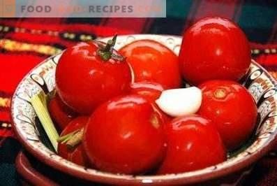 Pomodori salati istantanei