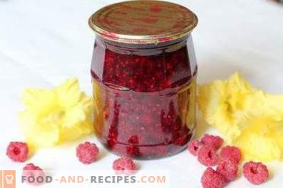 Jam Raspberry Five Minute