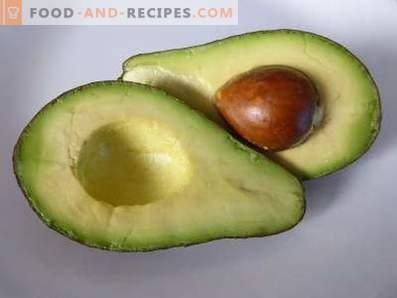 Avocado: buono e dannoso