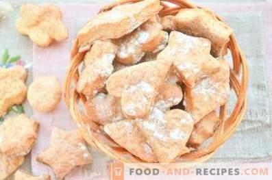 Biscotti di ricotta