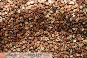 Come conservare il grano saraceno