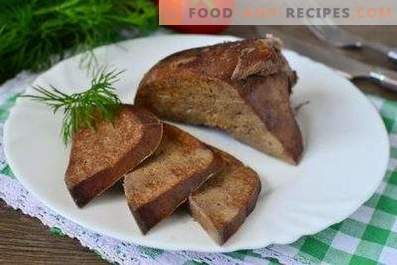 Как да готвя свински дроб