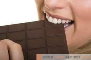 Cioccolato amaro: beneficio e danno