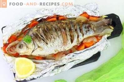 A quale temperatura deve essere cotto il pesce