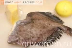 Pesce Dory nel forno