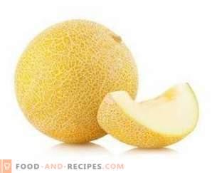 Melone: benefici per la salute e danni