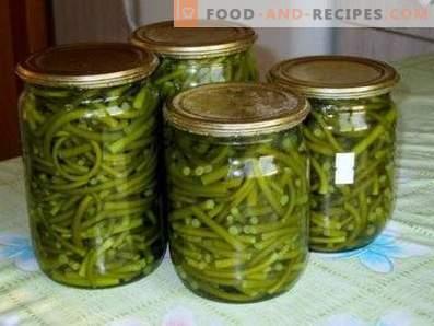 Come accarezzare l'aglio selvatico per l'inverno
