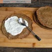 Snack per torta di fegato di pollo delicato