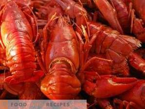 How to cook crayfish