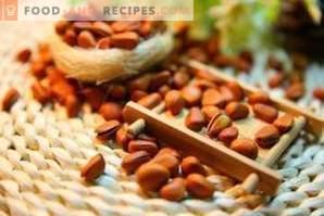 Как да съхранявате кедрови ядки