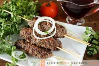 Kebab in padella