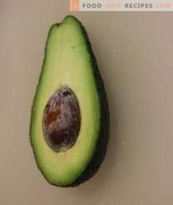 Calorie di avocado