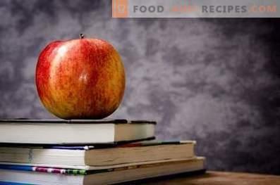 Come diversificare il menu della scuola