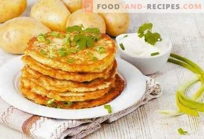 Frittelle di patate bielorusse