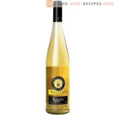 Con quello che bevono vino bianco semisecco