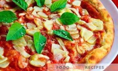 Come cucinare la pizza nel forno