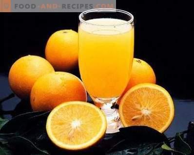 Composta da arance per l'inverno