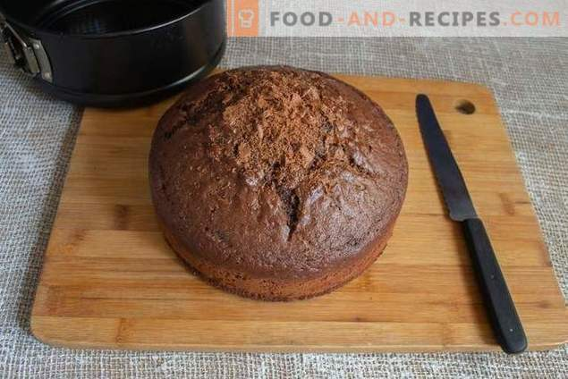 The Perfect Chocolate Quiche Cake