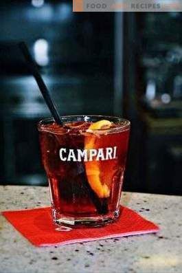 Come bere Campari