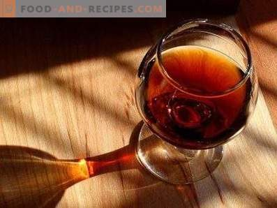 Come bere il brandy