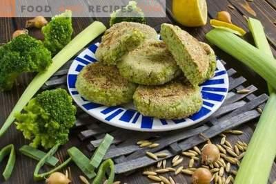 Cotolette di broccoli