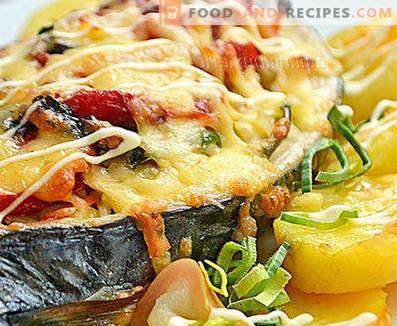 Come cucinare deliziosi sgombri al forno. Sgombro al forno in pergamena