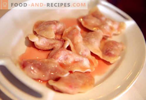 Gnocchi su kefir - le migliori ricette. Come cucinare correttamente e gustosi gnocchi su kefir a casa.